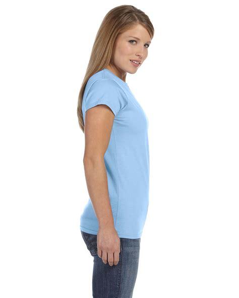 Kaos Junior Tshirt Gildan Softstyle 2 gildan s softstyle crewneck 4 5 oz junior fit 2xl