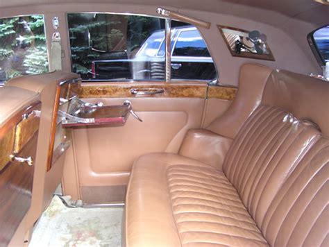 rolls royce limo interior robert micheal s limousine our fleet