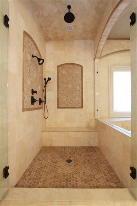 Custom Bathroom Showers Luxury Custom Bathrooms