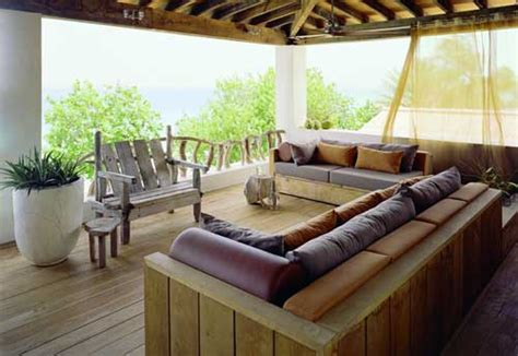 beach house sofas beach house on bonaire by piet boon the style files
