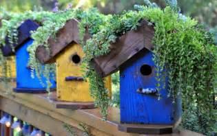 vogel garten vogelhaus selber bauen 9 interessante ideen mit anleitung