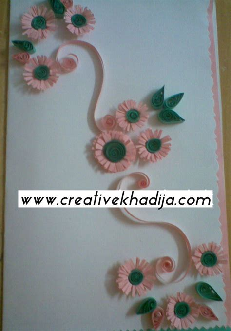Paper Quilling Cards Tutorial | paper quilling made easy
