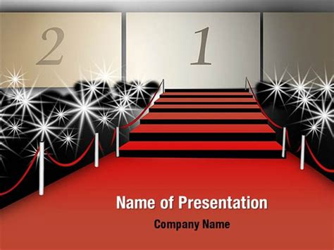 walk of fame powerpoint templates walk of fame
