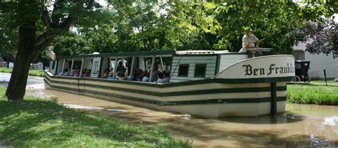 metamora canal boat ride home www metamoraindiana