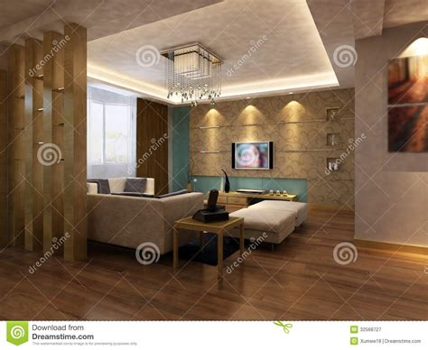 3d home interior home interior 3d rendering royalty free stock photography