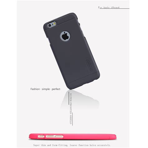 Nillkin Apple Iphone 6 Frosted Shield Limited nillkin frosted shield for apple iphone 6 black jakartanotebook