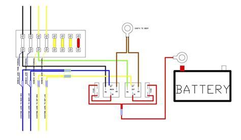 vectra c headlight wiring diagram efcaviation