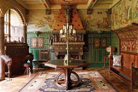crowley home interiors the interior of jimmy page s tower house in kensington