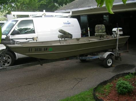 used boat trailers ct 14 ft starcraft jon boat sold free classifieds buy