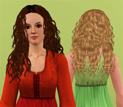 download wavy hair for sims 3 mod the sims latin passion helga s curly hair conversion