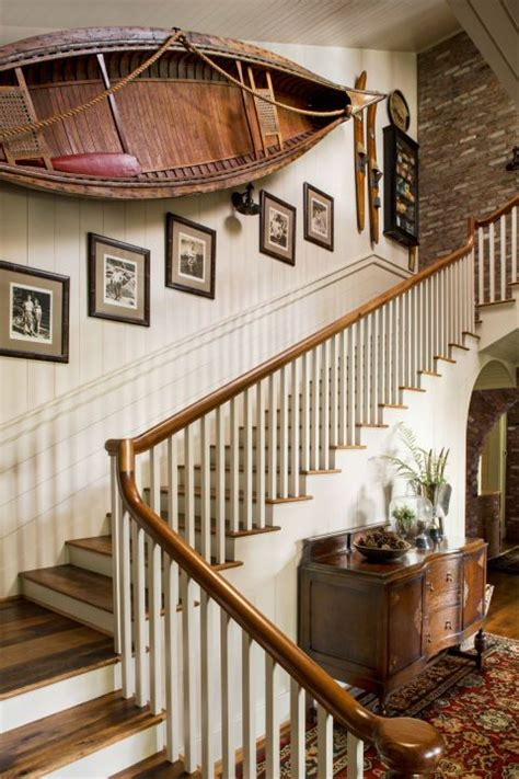 ideas  decorating staircase  pinterest
