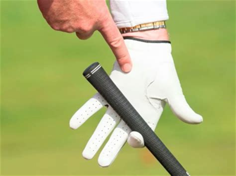 what do the hands do in the golf swing how do you grip a golf club golf monthly