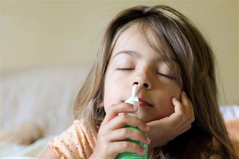 docce nasali sinusite troppo aerosol per i bimbi italiani meglio la doccia