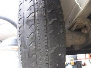 Trailer Tire Tread Wear Patterns Trailer Tire Wear Patterns