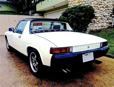 Porsche 914 Zu Verkaufen by 1973 Porsche 914 For Sale In East Austin Atx Car