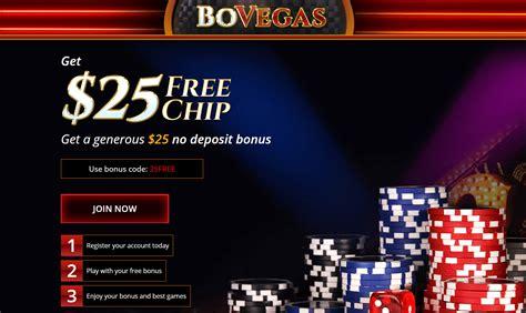bovegas casino   deposit  chip