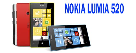 Hp Nokia Lumia 520 Detail nokia lumia 520 features and specifications techsute