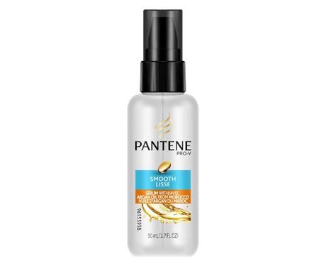 Serum Pantene product review pantene smooth serum with argan