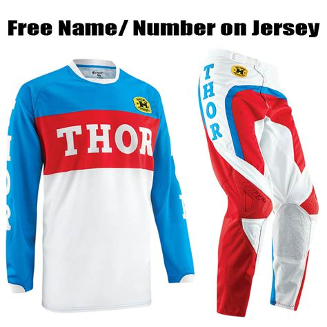 retro motocross gear thor mx gp retro gear combo pro style mx