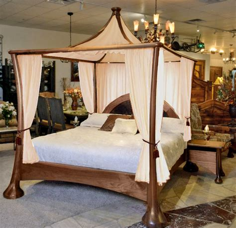 Wooden Canopy Bed Frame Bedroom Wonderful Chandelier To Lighten Up Canopy Bed Frame Four With A Ceramic Floor