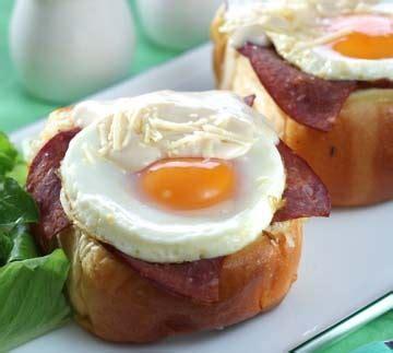 cara membuat roti bakar dalam bhs inggris resep roti special egg toast