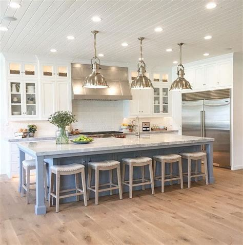 large kitchens with islands best 25 kitchen island seating ideas on pinterest white