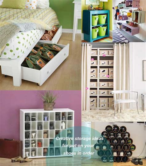 creative storage ideas creative ideas for put on your shoes in order my desired