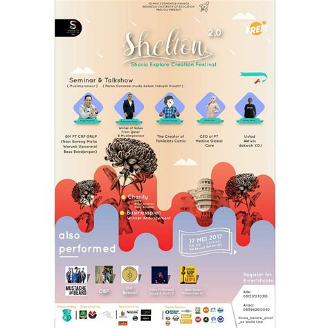design action bandung 2017 shelton festival 2 0 quot tribute creation with sharia action
