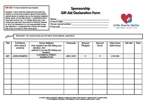 run sponsorship form template pin blank sponsor forms on