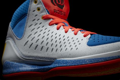 adidas rose  michigan avenue sneakerfiles