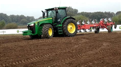 Jd S Or Mba S Make More Are Happier by Agro Show Bednary 2012 Traktor Deere Z Potężnym