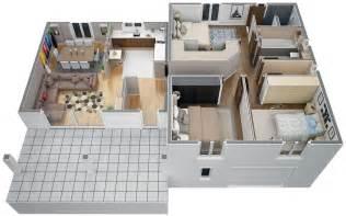 maison contemporaine 100m2 maison moderne