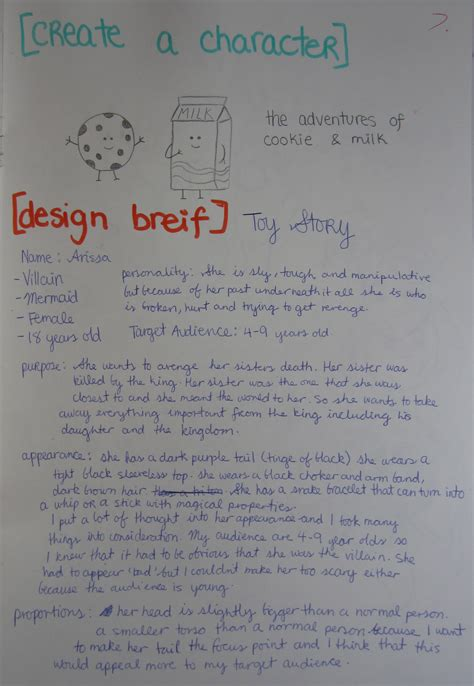 design brief lesson curkovicartunits uwcsea gr8 art toy story heroes and