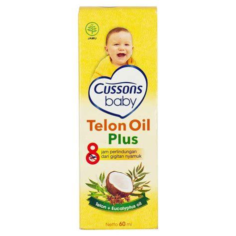 Cussons Telon Plus jual murah cussons baby telon plus eucalyptus 60 ml