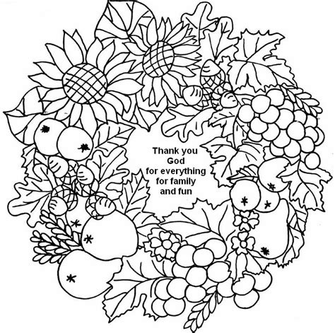thank you god for autumn coloring page adult coloring page thanksgiving thank you god 3