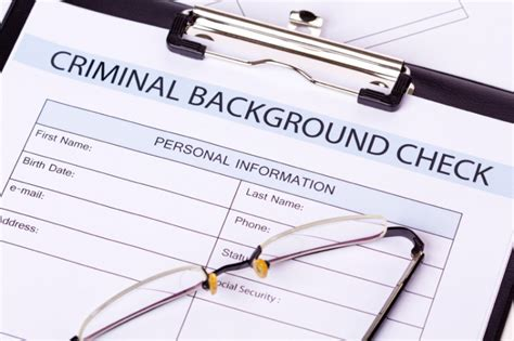 Checking If You A Criminal Record Does Your Criminal Background Check Policy Protect You Atwork Personnel Services