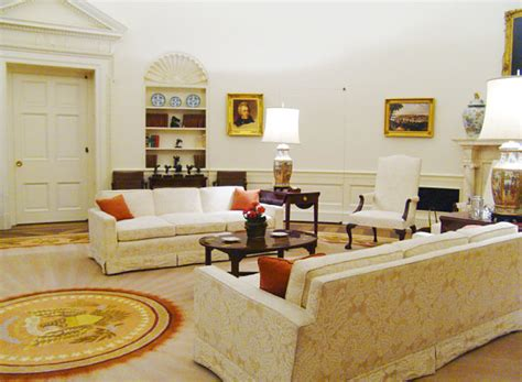 reagan oval office oval office history white house museum