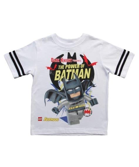 Raglan Bad Lego boys lego batman power of batman t shirt