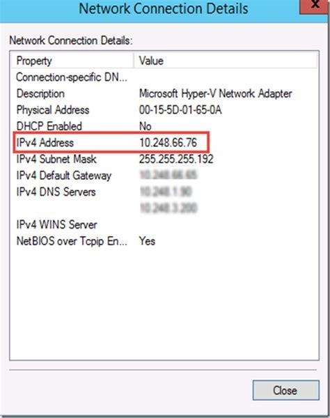 Ipv4 Address Finder Optimus 5 Search Web Hyper V Autoconfiguration Ipv4 Address