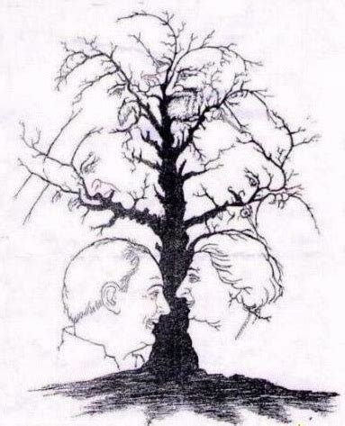 How Many Find How Many Faces Can You Find 171 Some Contrast