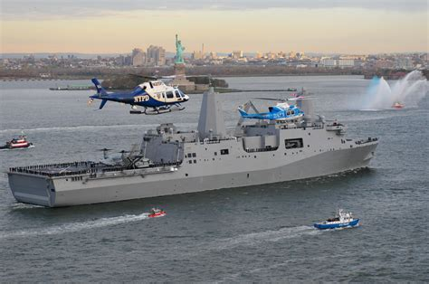 www new uss new york celebrating veterans day in new york city
