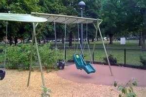 types of swings designing for all children the field