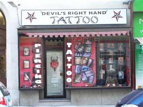 tattoo parlor vienna devil s right hand vienna austria tattoo shops