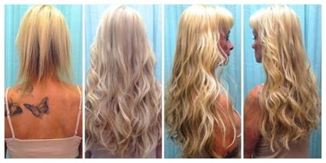 great lengths hair extensions before during after cold great lengths hair extensions by rebecca yelp