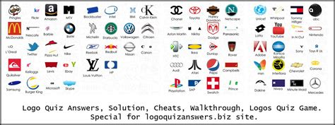www logo quiz all logos 88 logos quiz answers