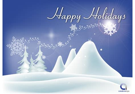 vector happy holidays wallpaper   vector art stock graphics images