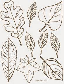 autumn leaf template free printables fall leaves templates printable free