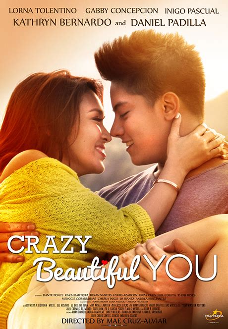 beautiful crazy crazy beautiful you official movie poster and teaser