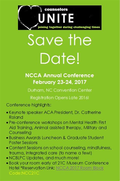 Forest Mba Requirements by Wfu Counseling Dept Represents At 2017 Ncca Conference