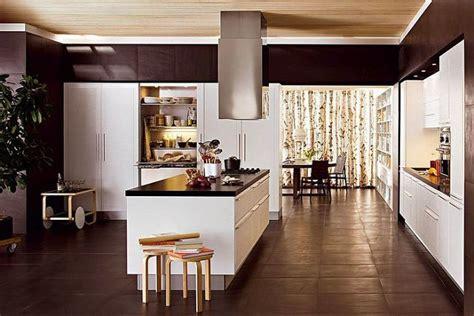fotos de cocinas integrales minimalistas fotos
